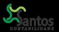 Santos Contabilidade Machado MG Logomarca Maior 600